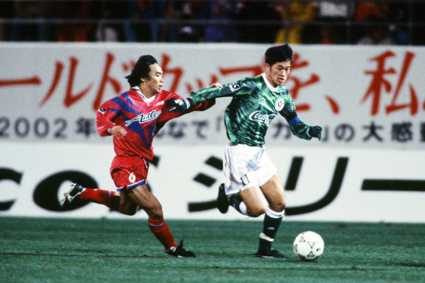 Kashima Antlers v Verdy Kawasaki - J.League Nicos Series