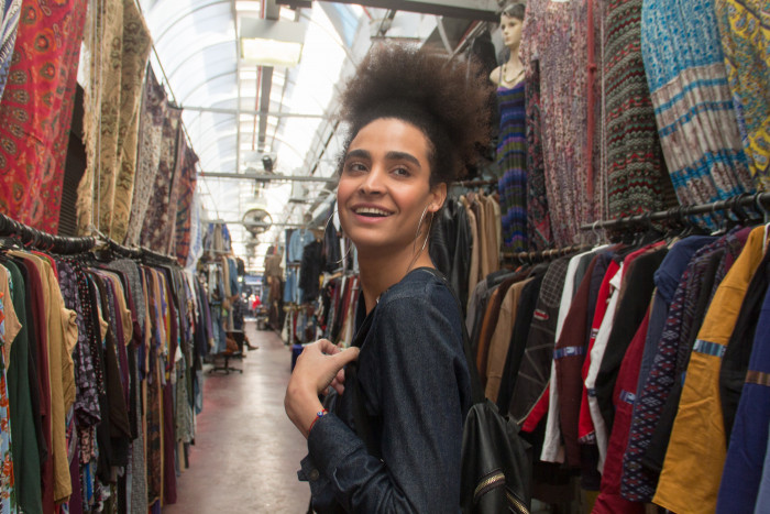 Trans Woman, Shopper, Sight seer, Urban life, City dweller, Friendly, Photographer, Comfortable, Proud, Feminine, Strong, Stylish, Cool, Hipster, Happy, Equal, Care free, Enjoying the moment