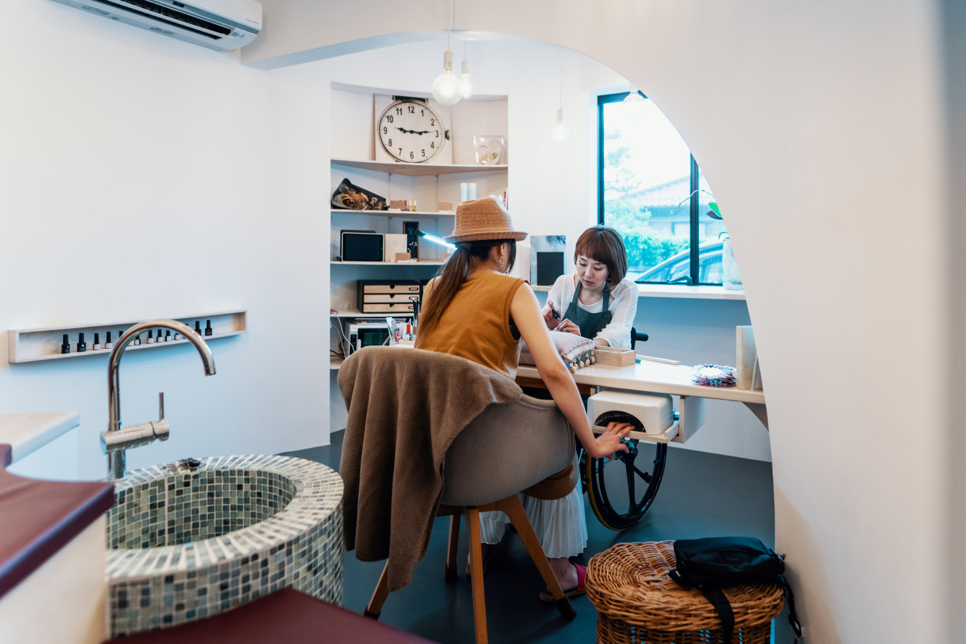 Empowering People with Disabilities for Japan