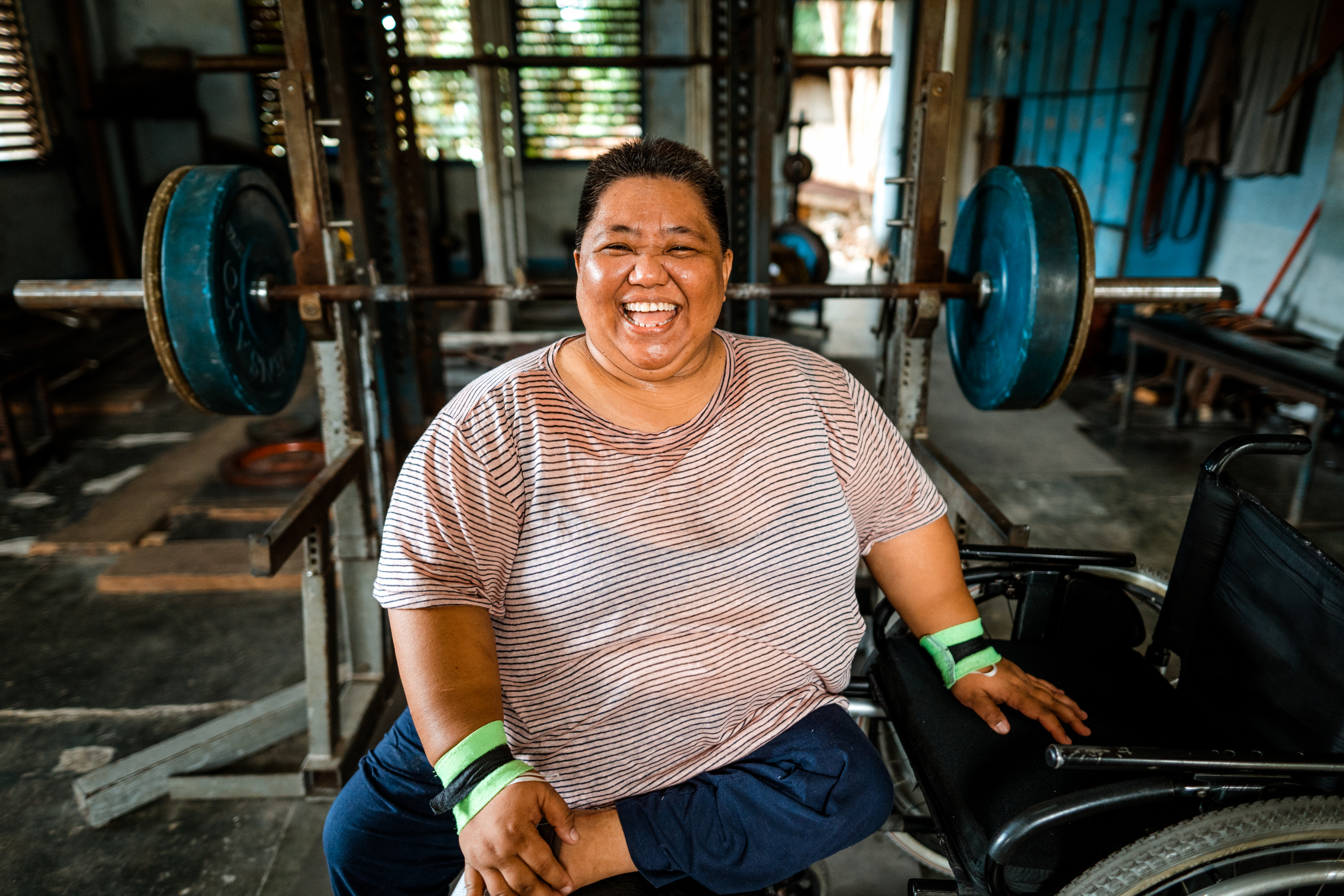 Athlete, Powerlifter, Strong woman, Mother, independent, differently abled, strong, proud, empowered, human