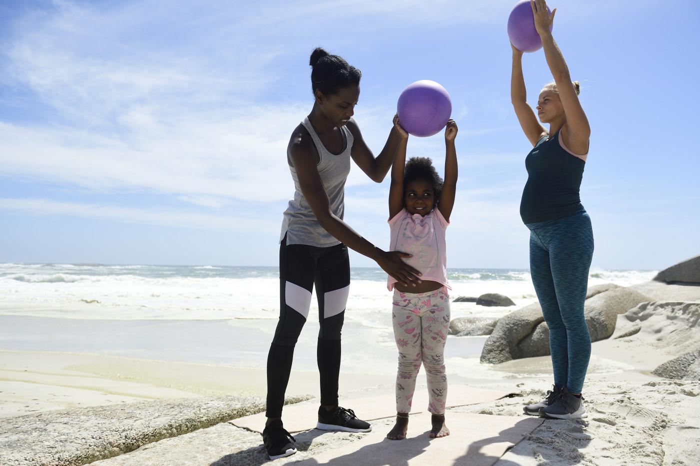 Celebrating Motherhood in Sport