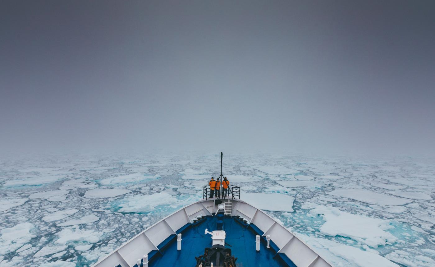 Aus Angst um das Meer