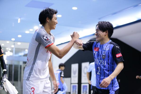 Kawasaki Frontale v Nagoya Grampus - J.League Meiji Yasuda J1