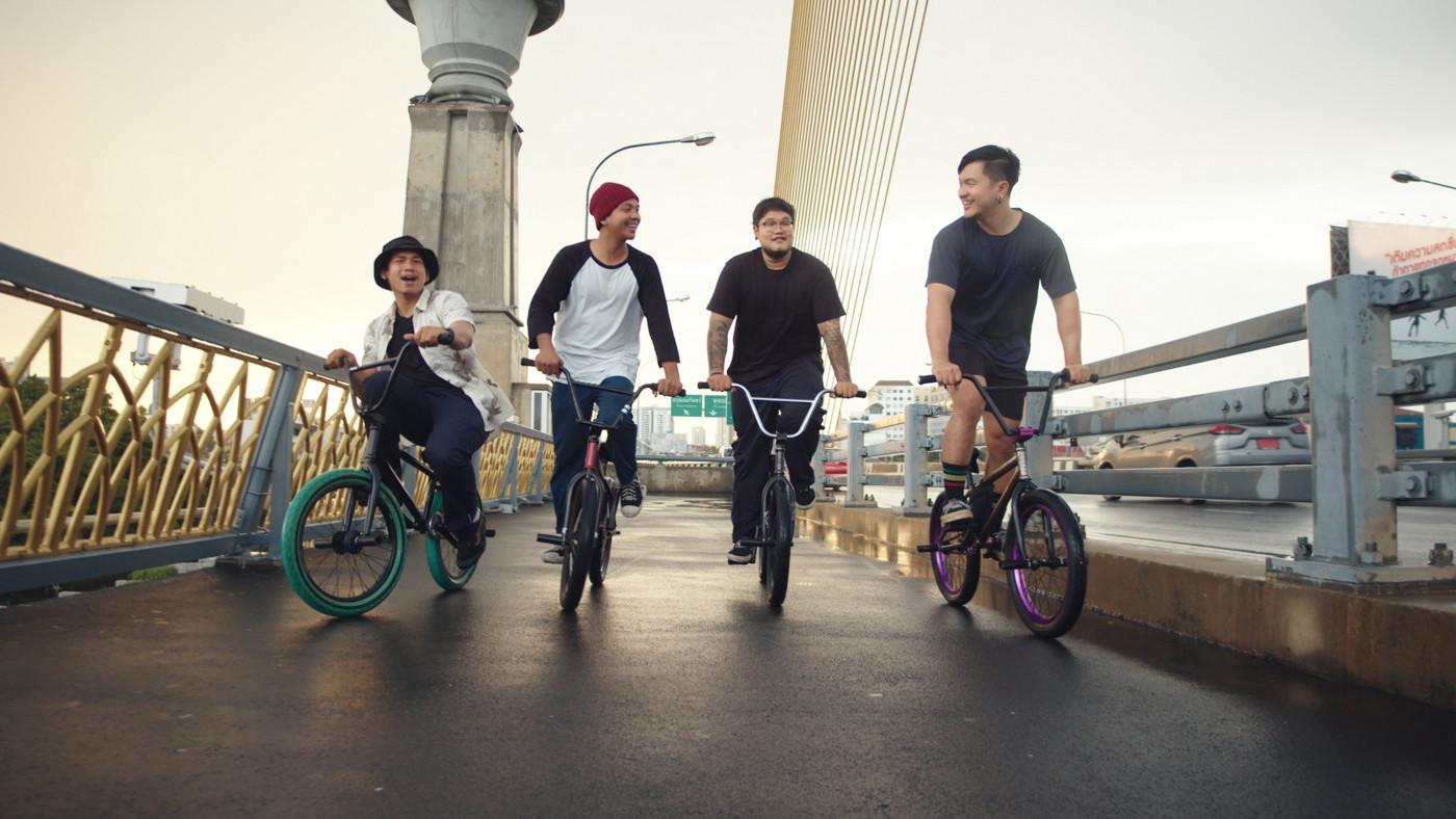 Thai BMX Youth
