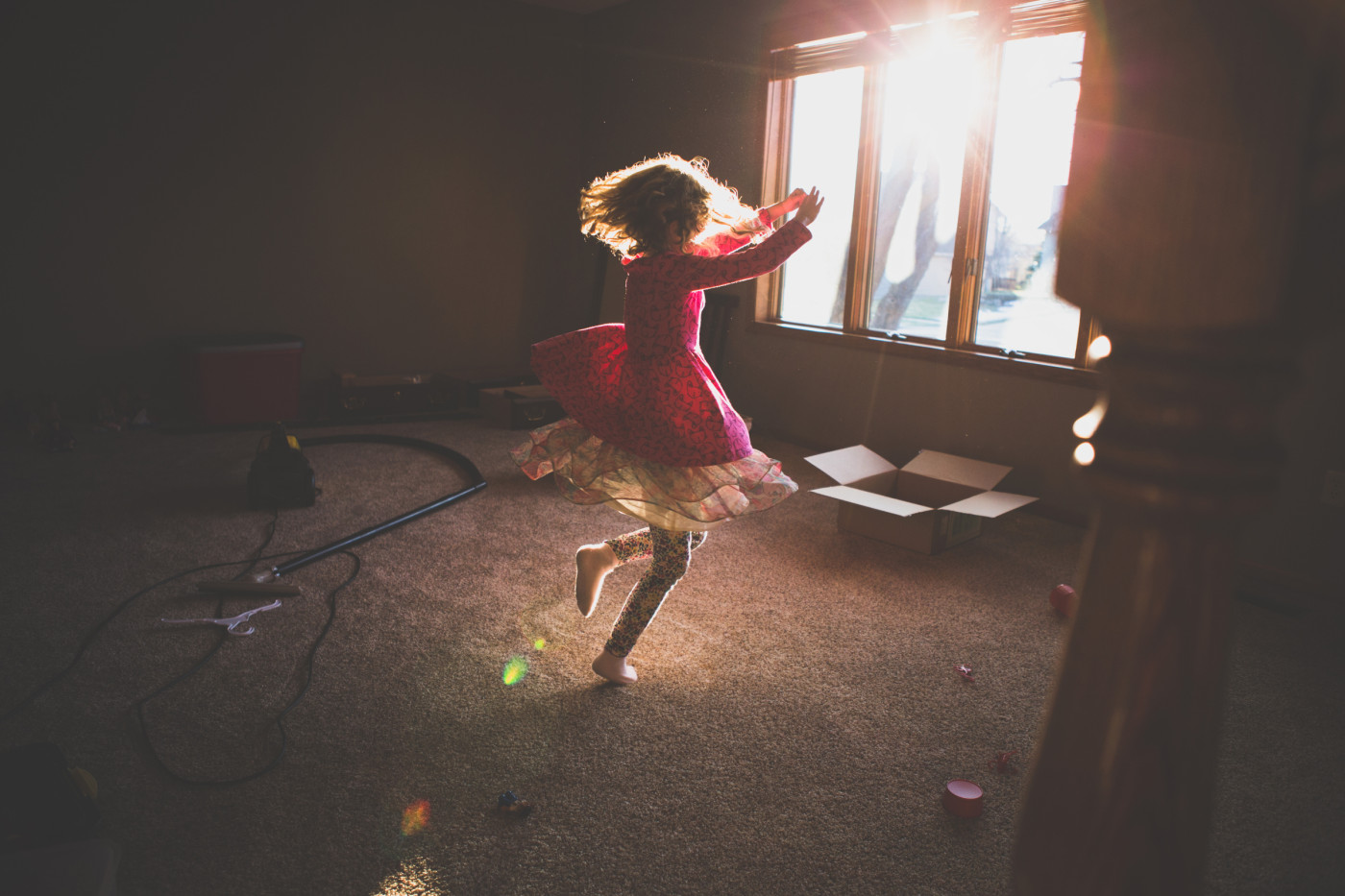 Photographer, Annie Otzen