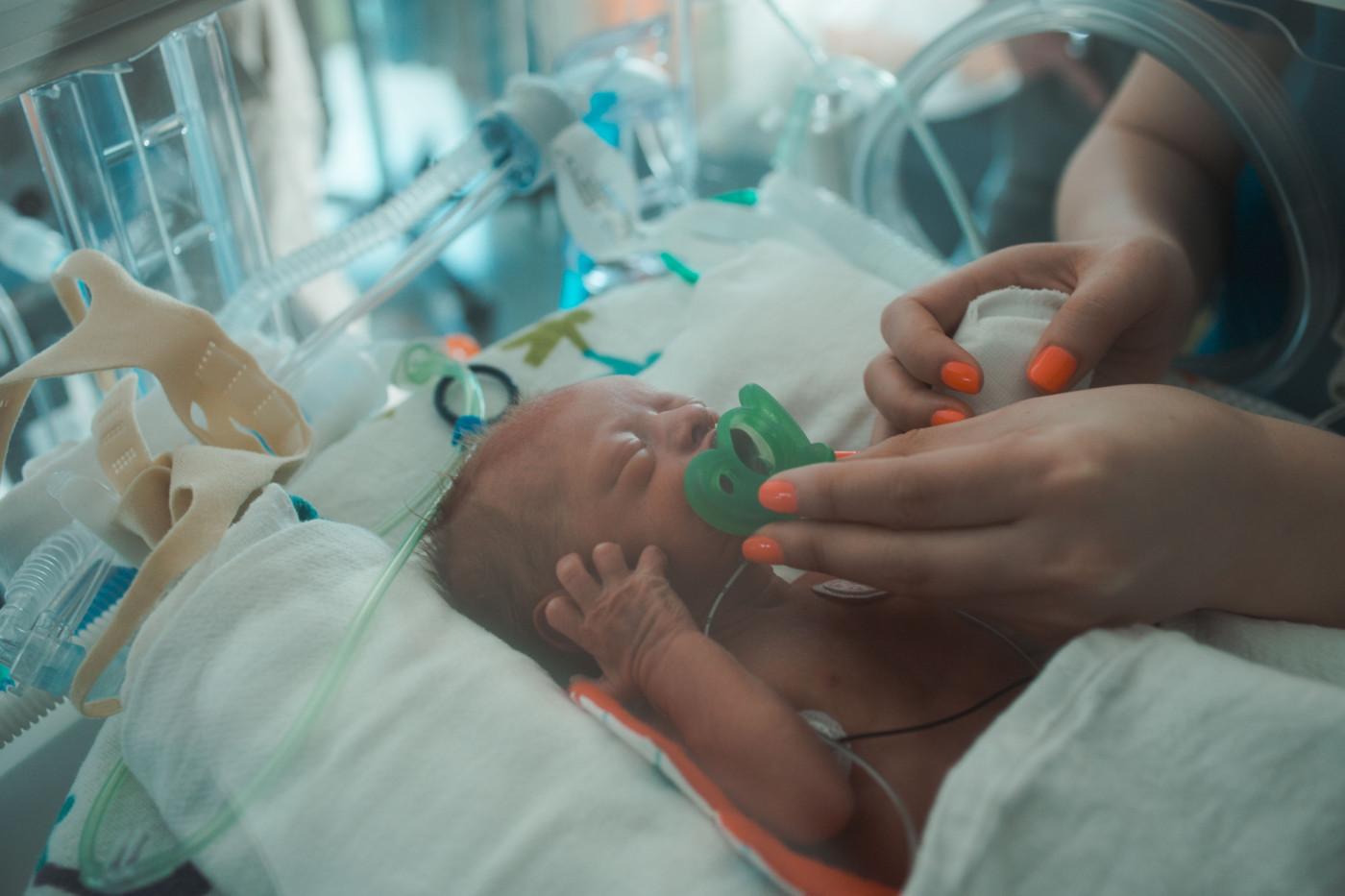 A Preemie's Journey to Health
