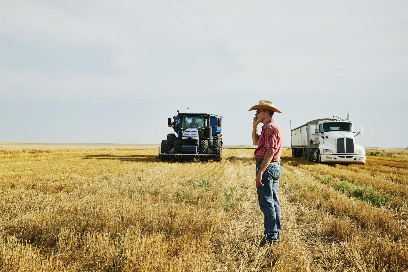 Farmers as Futurists