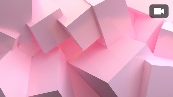 Abstract Trendy modern illustration background. Geometric shapes. 3d rendering.